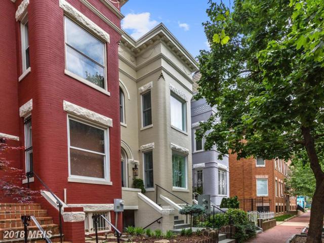 142 Seaton Place NW, Washington, DC 20001 (#DC10245147) :: Eng Garcia Grant & Co.