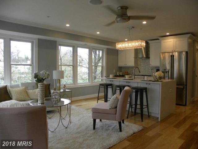 1444 Taylor Street NW #02, Washington, DC 20011 (#DC10245149) :: Dart Homes