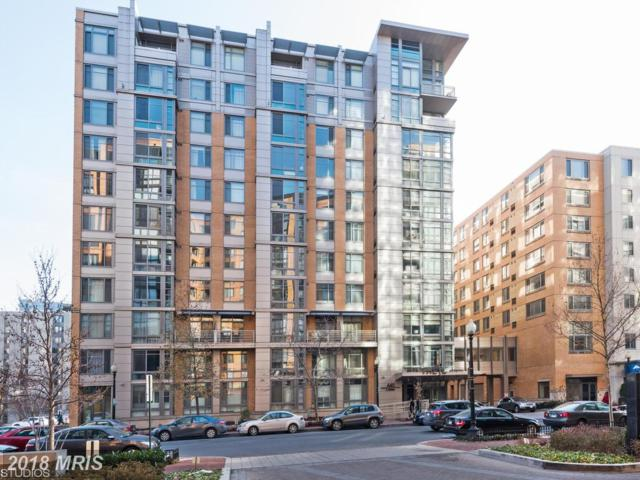 440 L Street NW #201, Washington, DC 20001 (#DC10246258) :: Frontier Realty Group