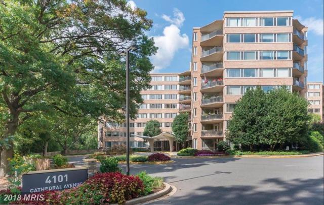 4101 Cathedral Avenue NW #1112, Washington, DC 20016 (#DC10246299) :: Frontier Realty Group
