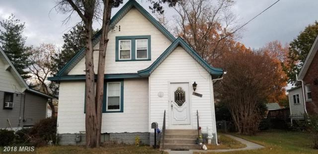 2422 33RD Street SE, Washington, DC 20020 (#DC10246594) :: Dart Homes