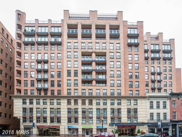 616 E Street NW #720, Washington, DC 20004 (#DC10248662) :: Dart Homes