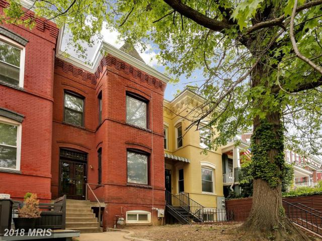 739 Fairmont Street NW, Washington, DC 20001 (#DC10248747) :: Advance Realty Bel Air, Inc