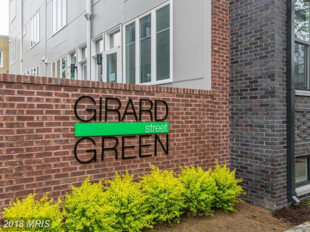 1005 Girard Street NW A, Washington, DC 20001 (#DC10249614) :: Charis Realty Group