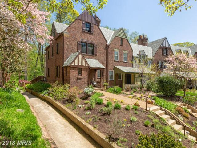 1535 44TH Street NW, Washington, DC 20007 (#DC10249940) :: Stevenson Residential Group of Keller Williams Excellence