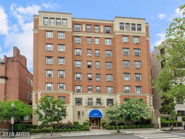 2100 19TH Street NW #501, Washington, DC 20009 (#DC10250428) :: The Cox & Cox Group at Keller Williams Realty International