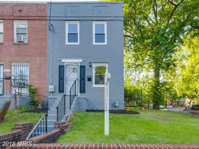 2418 Southern Avenue SE, Washington, DC 20020 (#DC10250703) :: Dart Homes