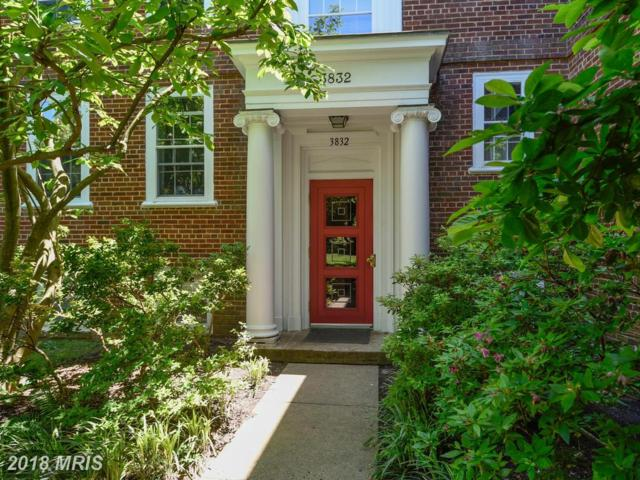 3832 Porter Street NW D388, Washington, DC 20016 (#DC10251341) :: Circadian Realty Group