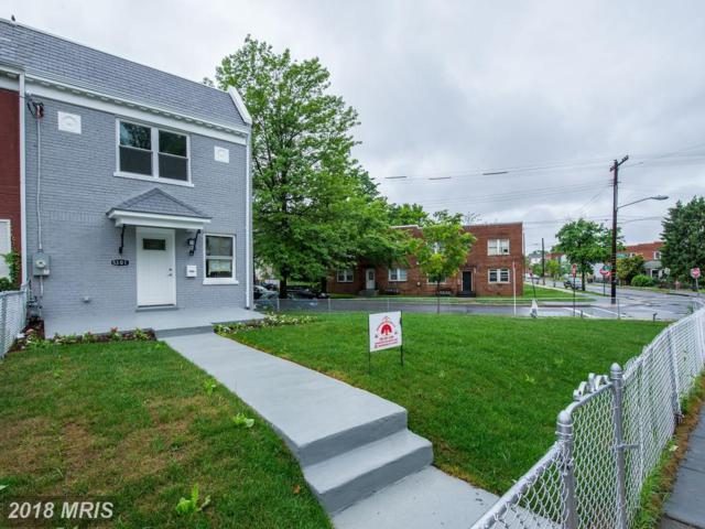 5301 Central Avenue SE, Washington, DC 20019 (#DC10252202) :: Jim Bass Group of Real Estate Teams, LLC