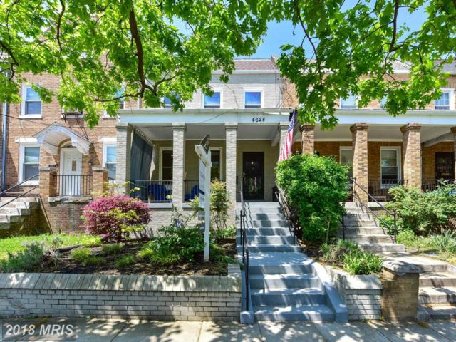 4624 5TH Street NW, Washington, DC 20011 (#DC10252488) :: TVRG Homes