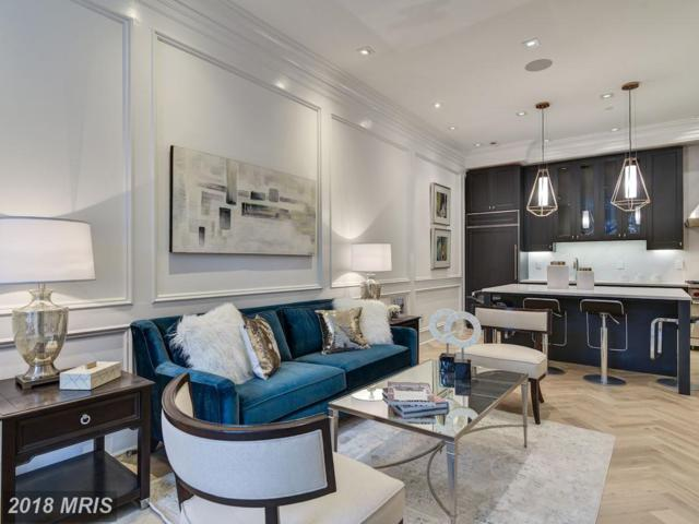 1832 16TH Street NW #2, Washington, DC 20009 (#DC10253922) :: The Foster Group