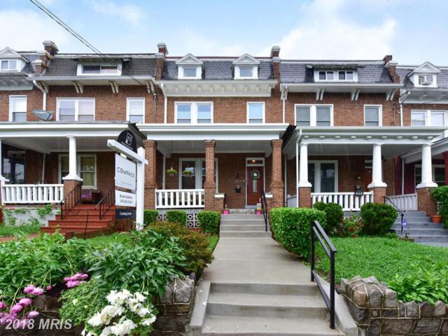 5421 13TH Street NW, Washington, DC 20011 (#DC10255728) :: Provident Real Estate