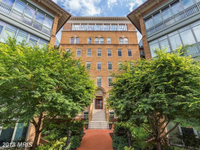 2425 L Street NW #730, Washington, DC 20037 (#DC10260847) :: The Withrow Group at Long & Foster