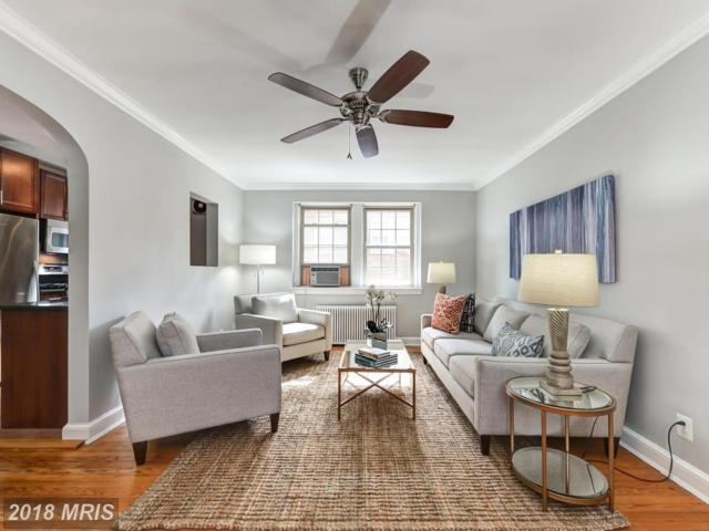 3925 Davis Place NW #202, Washington, DC 20007 (#DC10261309) :: The Withrow Group at Long & Foster