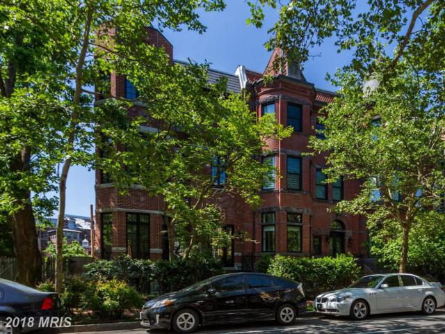 1310 Q Street NW #6, Washington, DC 20009 (#DC10261531) :: The Withrow Group at Long & Foster