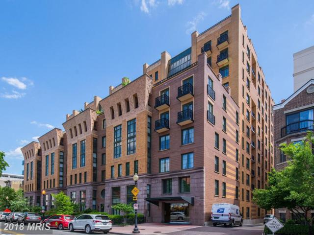 910 M Street NW #1005, Washington, DC 20001 (#DC10261838) :: The Withrow Group at Long & Foster