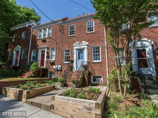 2016 Tunlaw Road NW, Washington, DC 20007 (#DC10263215) :: The Withrow Group at Long & Foster