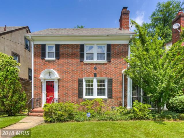 1327 Hemlock Street NW, Washington, DC 20012 (#DC10263975) :: Advance Realty Bel Air, Inc