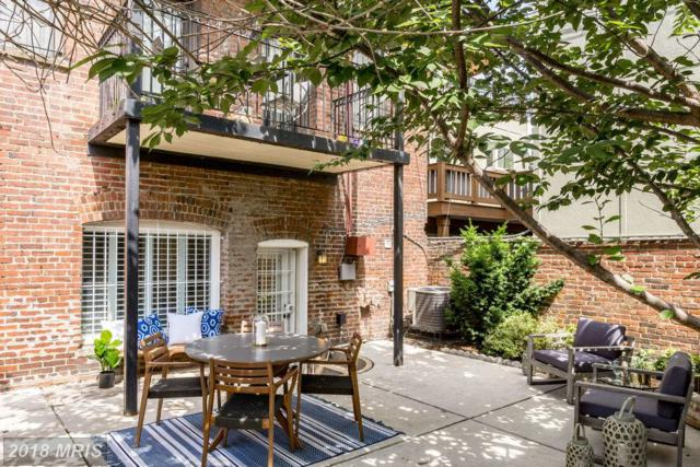 1215 10TH Street NW #2, Washington, DC 20001 (#DC10264436) :: The Withrow Group at Long & Foster