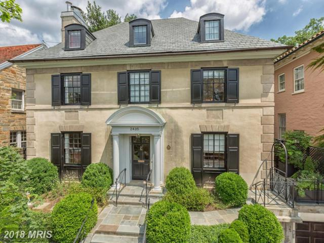 2435 Tracy Place NW, Washington, DC 20008 (#DC10265319) :: The Foster Group