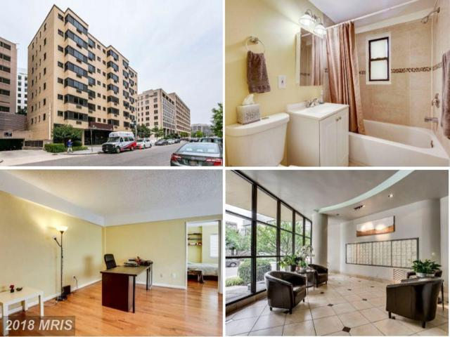 2141 I Street NW #616, Washington, DC 20037 (#DC10267202) :: Charis Realty Group