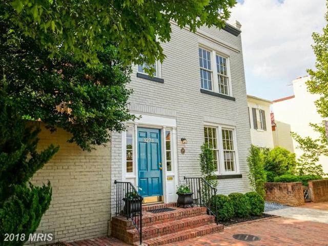 3273 P Street NW, Washington, DC 20007 (#DC10267266) :: The Withrow Group at Long & Foster