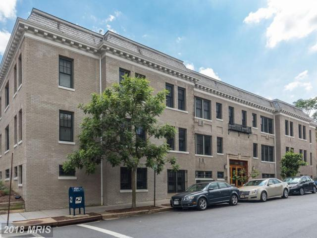 1708 Newton Street NW #303, Washington, DC 20010 (#DC10268308) :: Circadian Realty Group