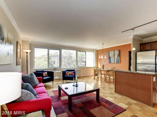 1330 New Hampshire Avenue NW #425, Washington, DC 20036 (#DC10269123) :: The Foster Group