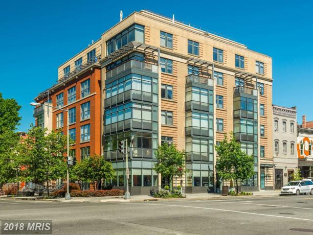 1401 Q Street NW #203, Washington, DC 20009 (#DC10269358) :: The Withrow Group at Long & Foster