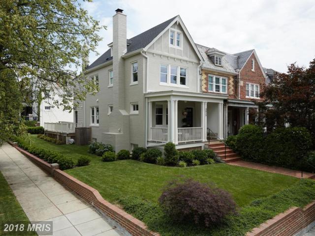 3825 Benton Street NW, Washington, DC 20007 (#DC10269770) :: The Withrow Group at Long & Foster