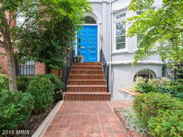 1640 21ST Street NW #2, Washington, DC 20009 (#DC10270365) :: The Foster Group