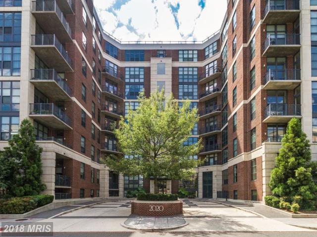 2020 12TH Street NW #404, Washington, DC 20009 (#DC10270559) :: Keller Williams Pat Hiban Real Estate Group