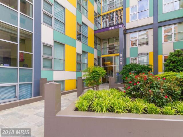 929 Florida Avenue NW #4002, Washington, DC 20001 (#DC10270578) :: Keller Williams Pat Hiban Real Estate Group