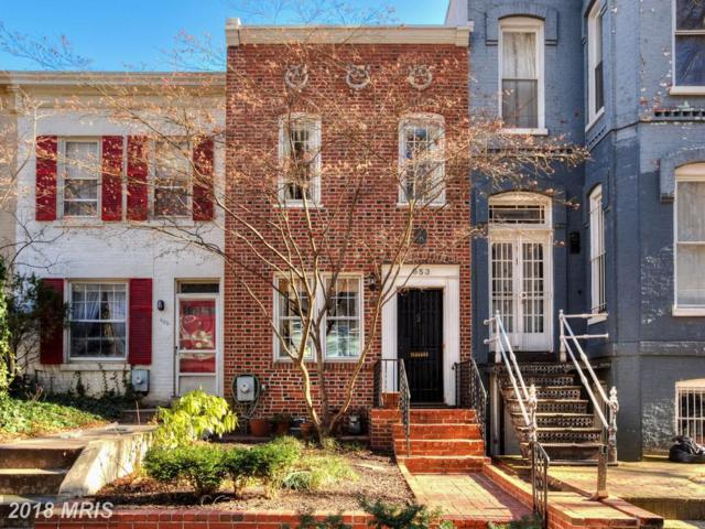 953 25TH Street NW, Washington, DC 20037 (#DC10270589) :: Charis Realty Group