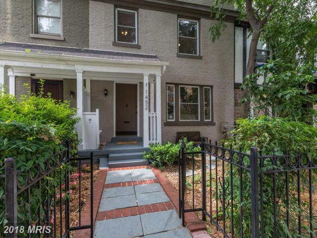 1452 Ogden Street NW, Washington, DC 20010 (#DC10271168) :: The Withrow Group at Long & Foster