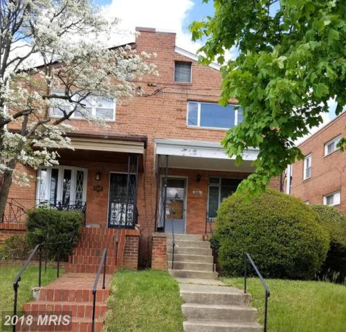 806 Hamilton Street NE, Washington, DC 20011 (#DC10273041) :: Wilson Realty Group