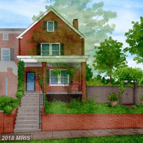 3731 W Street NW, Washington, DC 20007 (#DC10274135) :: RE/MAX Cornerstone Realty