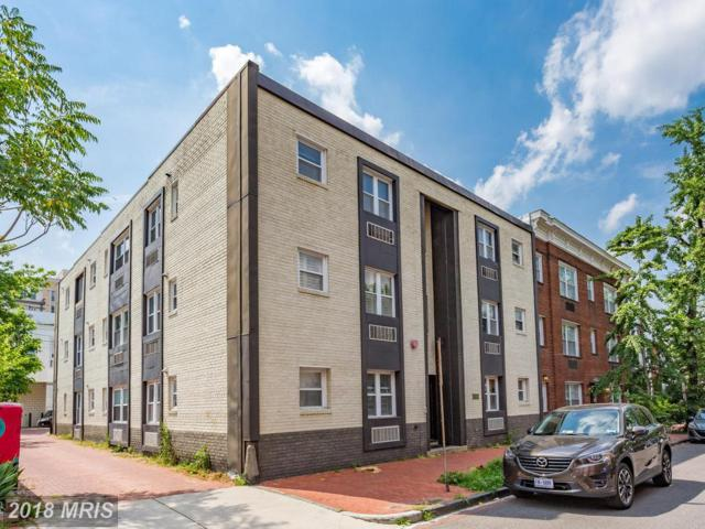 1512 Marion Street NW #104, Washington, DC 20001 (#DC10275387) :: The Foster Group