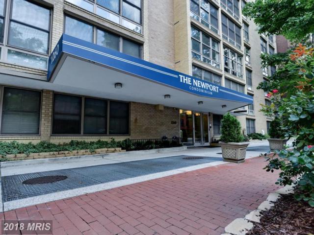 1260 21ST Street NW #108, Washington, DC 20036 (#DC10275847) :: Keller Williams Pat Hiban Real Estate Group