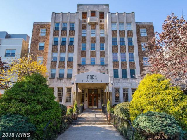 2440 16TH Street NW #301, Washington, DC 20009 (#DC10275943) :: Circadian Realty Group