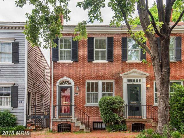3419 Reservoir Road NW, Washington, DC 20007 (#DC10277045) :: The Gus Anthony Team