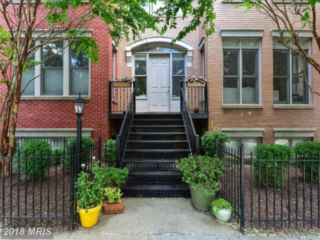 1229 12TH Street NW #104, Washington, DC 20005 (#DC10277213) :: RE/MAX Cornerstone Realty