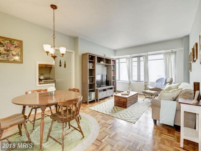 1711 Massachusetts Avenue NW #723, Washington, DC 20036 (#DC10277228) :: Keller Williams Pat Hiban Real Estate Group