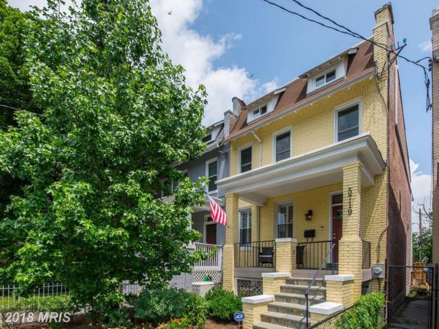 5719 13TH Street NW, Washington, DC 20011 (#DC10277237) :: Provident Real Estate