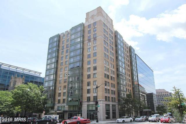 1150 K Street NW #1305, Washington, DC 20005 (#DC10277752) :: Circadian Realty Group