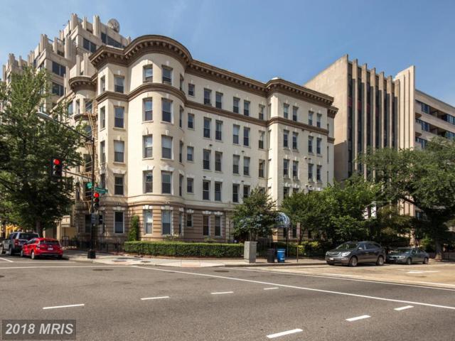 1300 Massachusetts Avenue NW #203, Washington, DC 20005 (#DC10278381) :: Circadian Realty Group