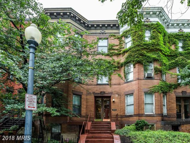 2510 Cliffbourne Place NW #300, Washington, DC 20009 (#DC10278931) :: AJ Team Realty