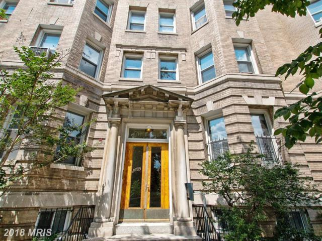 2605 Adams Mill Road NW #31, Washington, DC 20009 (#DC10282433) :: Keller Williams Pat Hiban Real Estate Group