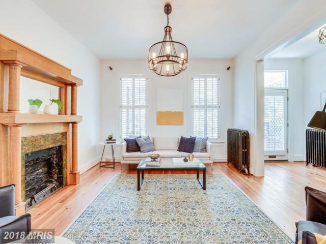 1733 Willard Street NW, Washington, DC 20009 (#DC10282917) :: Keller Williams Pat Hiban Real Estate Group