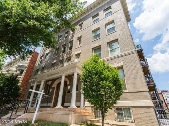 1811 Wyoming Avenue NW #3, Washington, DC 20009 (#DC10286114) :: Charis Realty Group